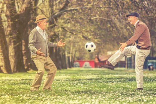 excerices sports seniors